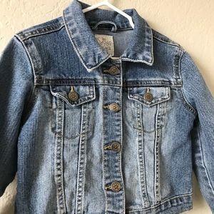 Childrens Place 3T Toddler Girls Denim Jacket